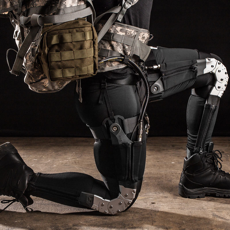 Combat troops, miners, fire-fighters, EMS and disaster personnel are among those who can benefit from a new approach to developing an exosystem. (Photo credit: U.S. Department of Defense.)