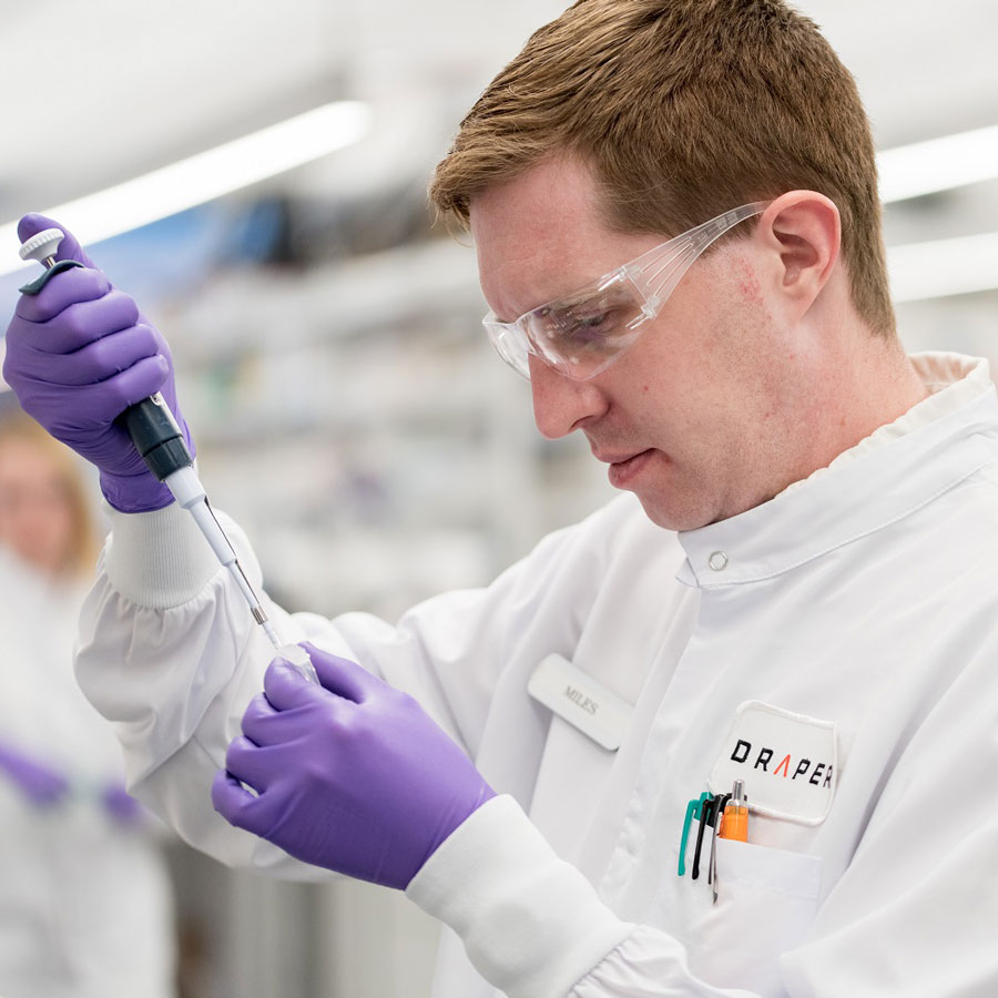 Draper's FELIX effort aims to overcome current limitations to biodetection