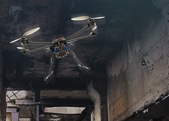 Draper Led Team to Demonstrate Sager, Smarter UAVS