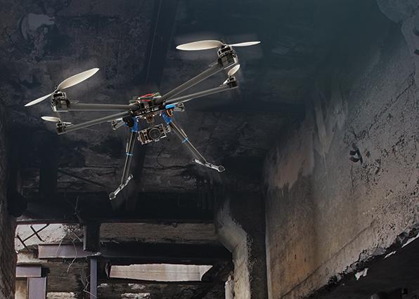 Draper Led Team to Demonstrate Sager, Smarter UAVS