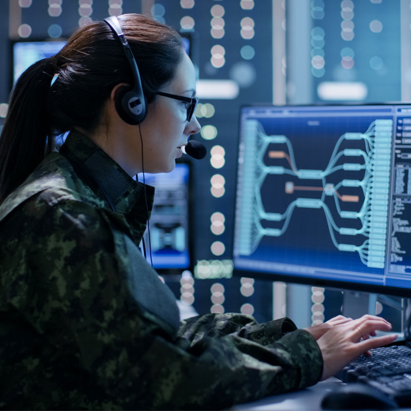Drug enforcement officers could use Draper's UPBEAT to identify what satellite data could be helpful in detecting drug trafficking. (Credit: Gorodenkoff/Shutterstock.com)