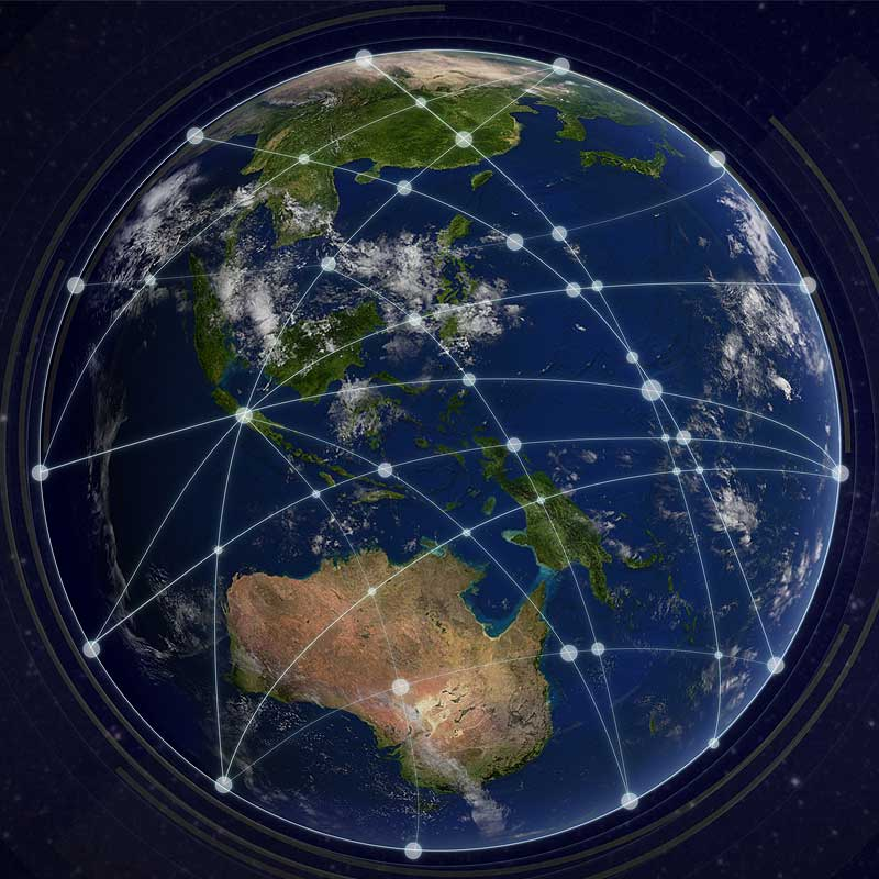 The U.S. Air Force tapped Draper to modernize part of the global positioning system. (Credit: Shutterstock)