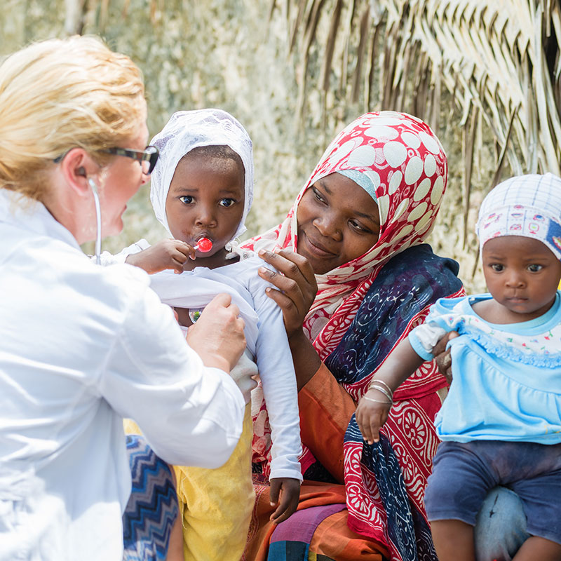 Draper and HealthCubed are working together to bring point-of-care diagnostics to the developing world. (Credit: Shutterstock.)