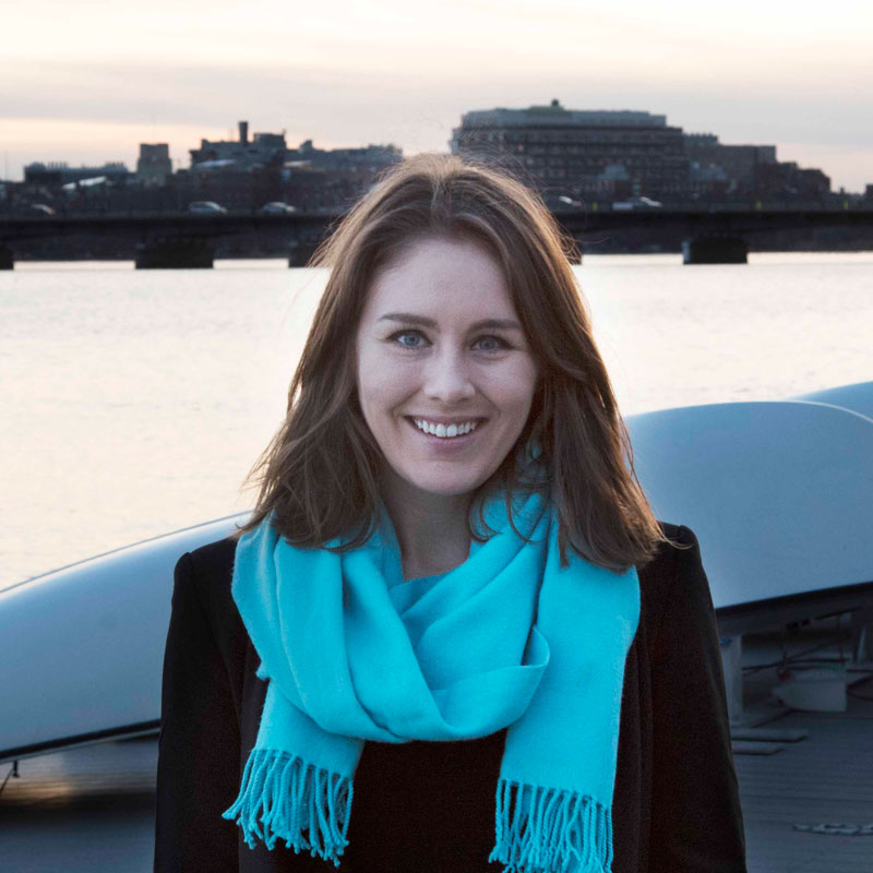Draper Fellow Kristen Railey was honored as one of the top 20 engineering leaders of tomorrow by Aviation Week