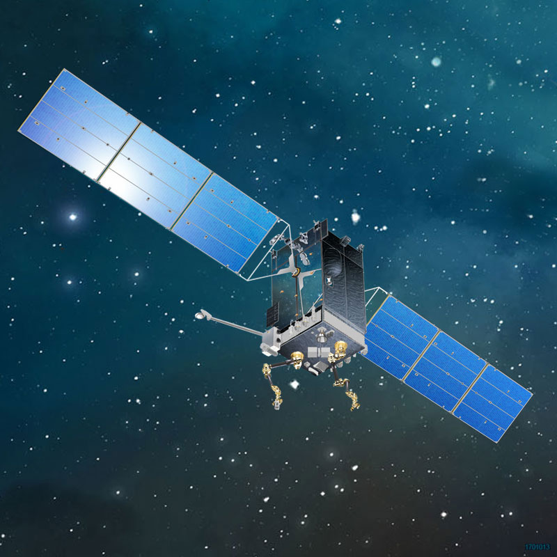 Draper joins a team led by Space Systems Loral to service commercial satellites. Photo credit: Space Systems Loral