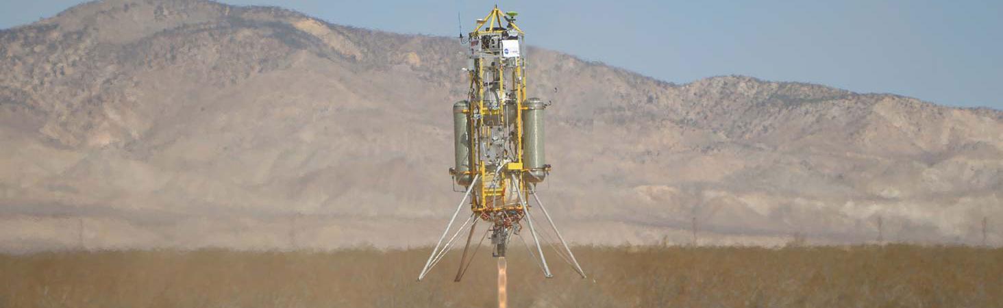 Spacecraft Landing
