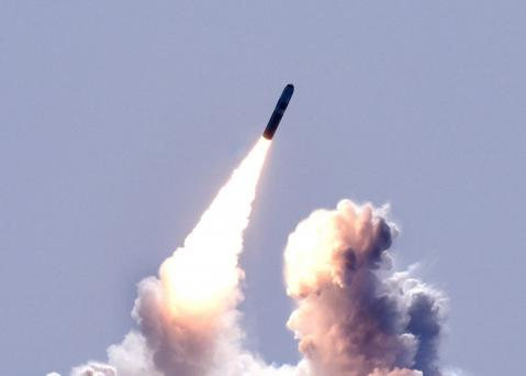 Trident II MARK 6 MOD 1 Guidance System