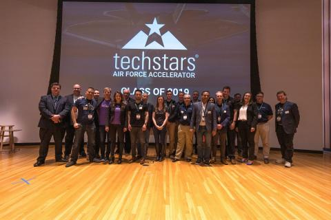 Techstars Airforce Demo Day