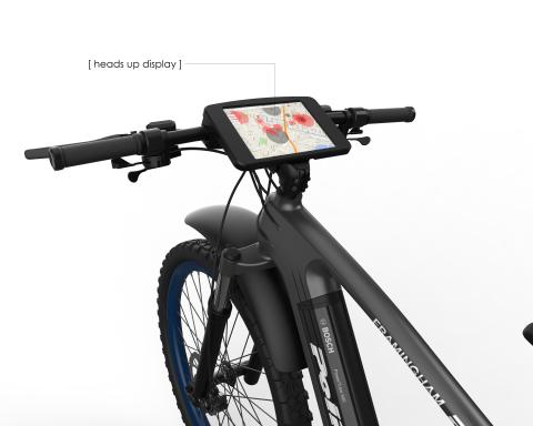 Bike Dashboard