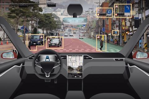 Draper is taking a human-centered approach to engineering solutions for self-driving cars by developing technologies built for safety, such as Drowsy Driver Detection.