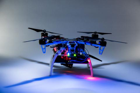 Draper's SAMWISE sensor-fusion algorithm enables drones to fly 45 mph in unmapped, GPS-denied environments.